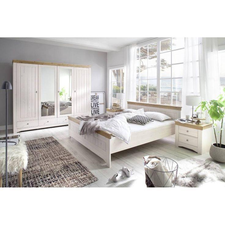 Jednoduchý a elegantný dizajn, nadčasové prevedenie. Taký je nábytok inšpirovaný chladným severom. Tento kúsok je vyrobený z kvalitného borovicového dreva a váš domov premení v oázu pokoja.