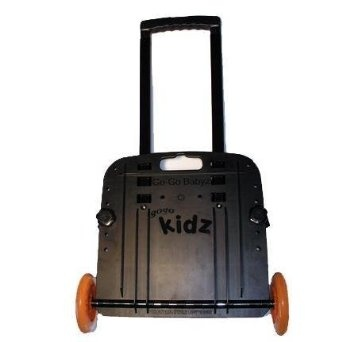 Hand truck for car seat