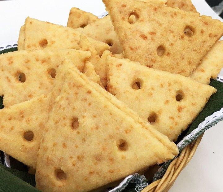 Biscoito de Parmesão sem Glúten | Pães e salgados > Biscoitos | Mais Você - Receitas Gshow