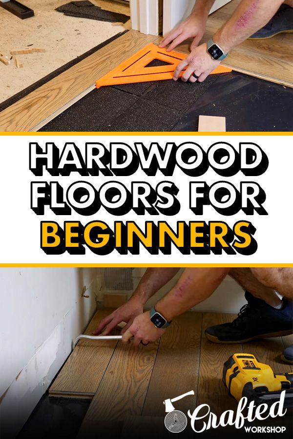 Learn How To Install Solid Hardwood Flooring With A Few Simple