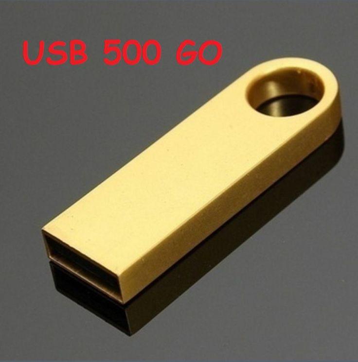 Clé USB 500 GO