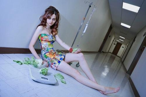 contra la anorexia