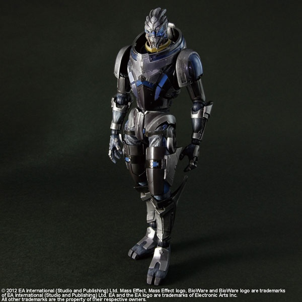 Garrus. the most bro character in the mass effect series.