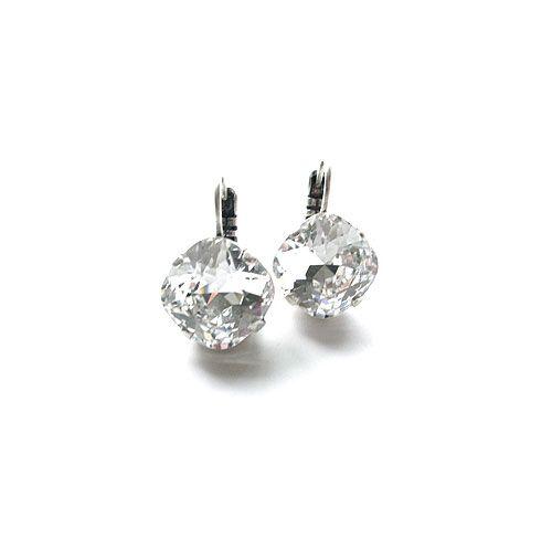 Home & Family Hollywood Steals & Deals ~ Realia by Jen Swarovski cushion cut earrings $29.50!