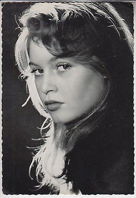Brigitte Bardot - Starpostkarte