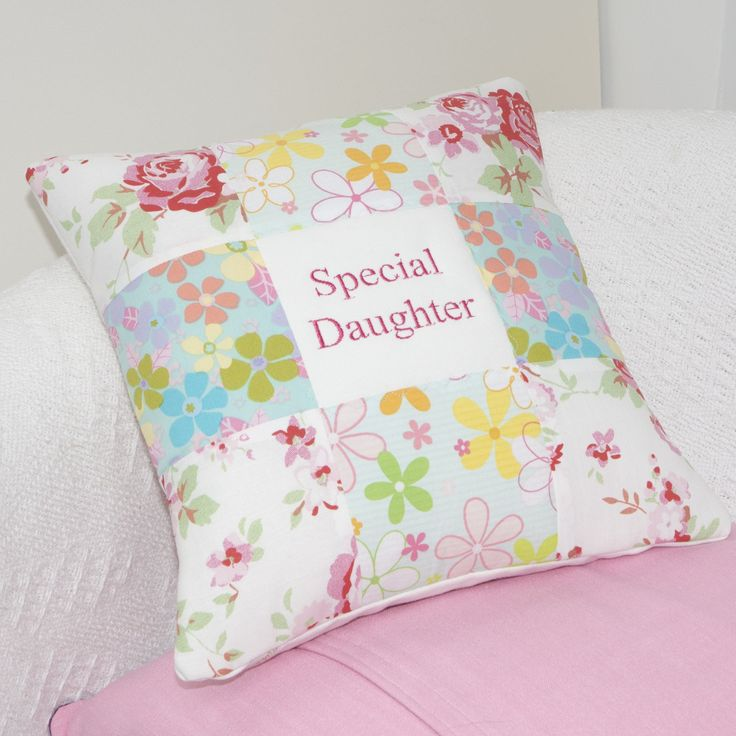 Special Daughter Funky Cushion