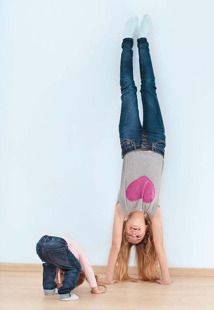 energy handstand