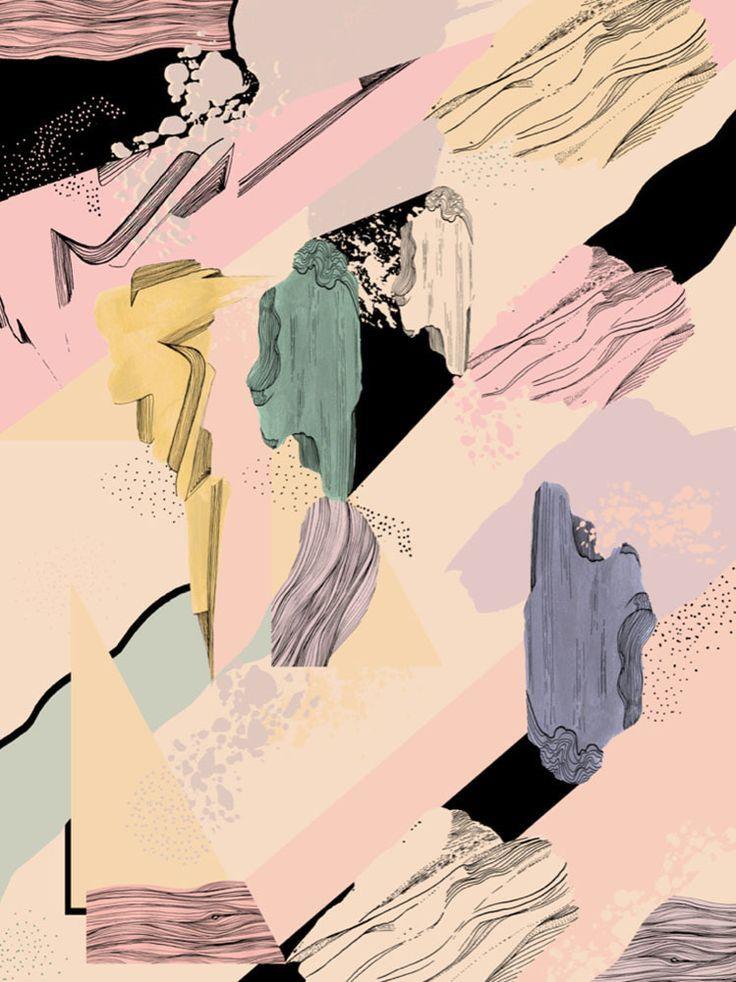 stone - irina muñoz clares | fashion graphics + illustration