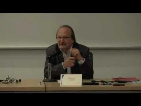 Jacques Faget - La médiation pénale : une innovation en trompe l'œil? - YouTube