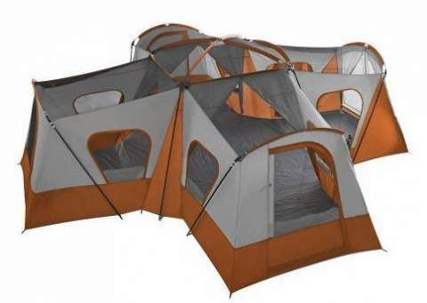 Ozark Trail Base C& 14-Person Cabin Tent Review u2013 20 x 20 Feet This Ozark Trail Base C& 14-Person Cabin Tent Review is about one of the largest ...  sc 1 st  Pinterest & Best 25+ One person tent ideas on Pinterest | Kodiak canvas Tent ...