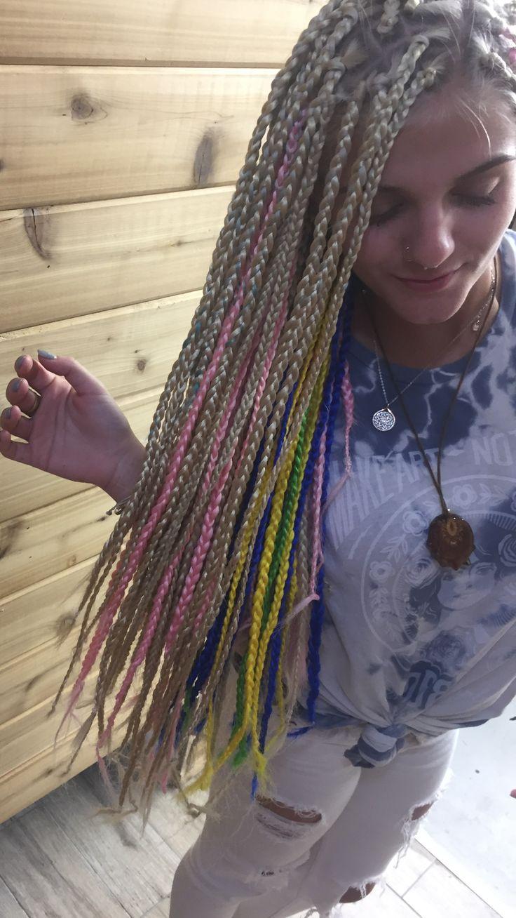 Best 20 Individual Braids Ideas On Pinterest Box Braid