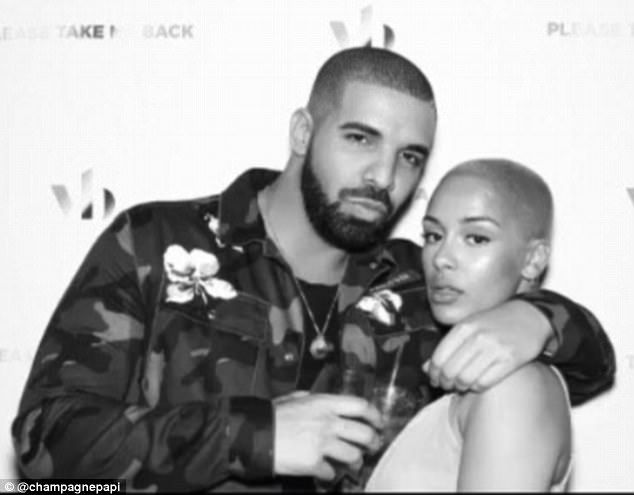 His 'UK ting'? Drake, 30, is said to be 'dating' rising British singer Jorja Smith, 19, from Walsall
