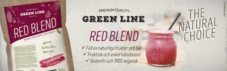 Green Line Red Blend