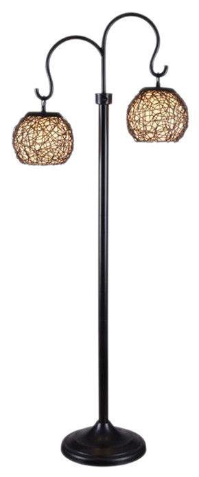 Delightful Franson Outdoor Floor Lamp