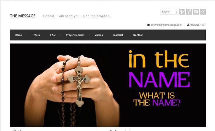 Joseph Branham   No Creed But Christ