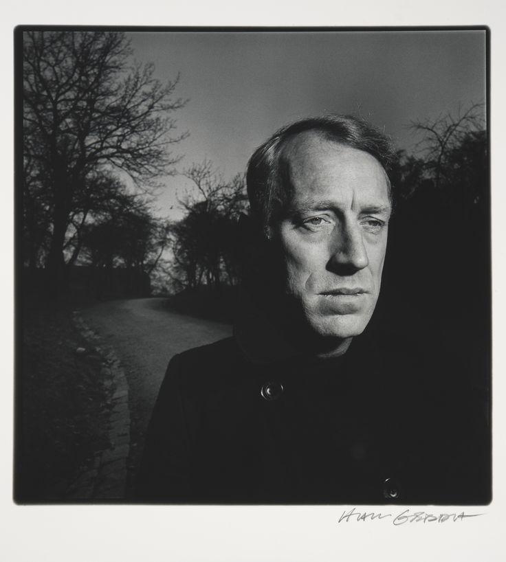 Max von Sydow - Hans Gedda, ca. 1973.