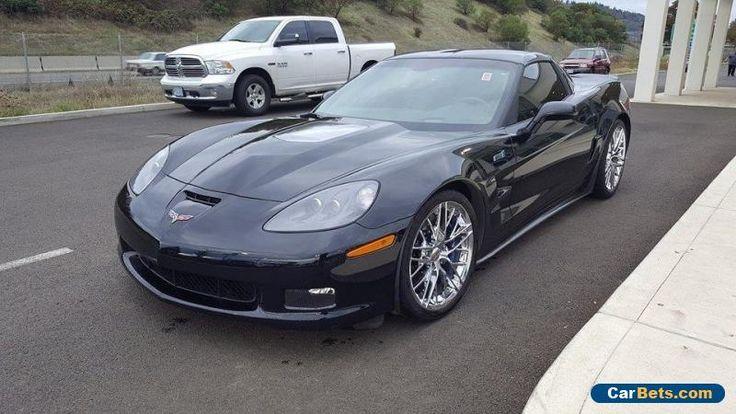 2013 Chevrolet Corvette ZR1 Coupe 2-Door #chevrolet #corvette #forsale #unitedstates