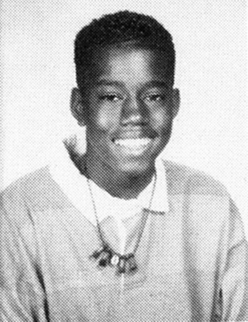 All Of Kanye West's Yearbook Photos
