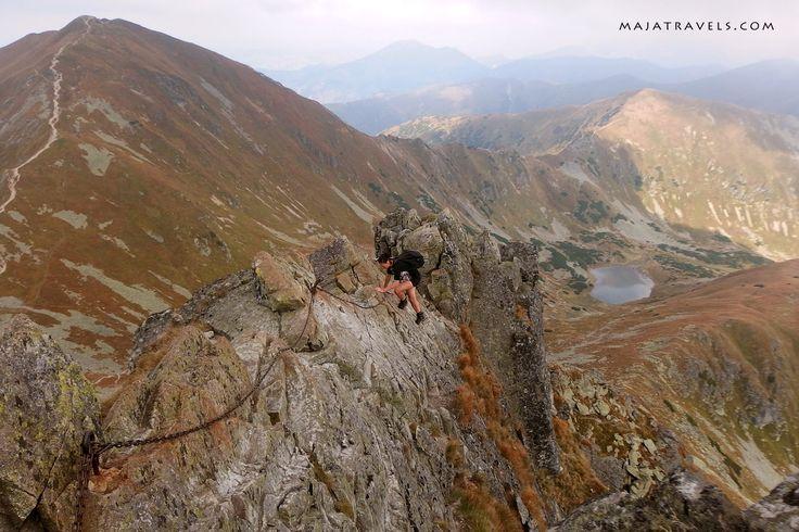 Rohace in Slovakia in Western Tatras