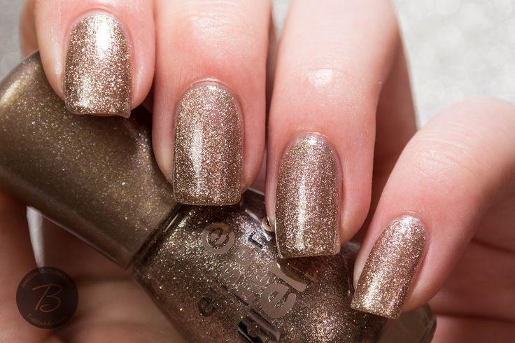 BibbediBabbediBeauty: essence - the gel nail polish | Teil 5: 37 serendipity bis 46 black is back