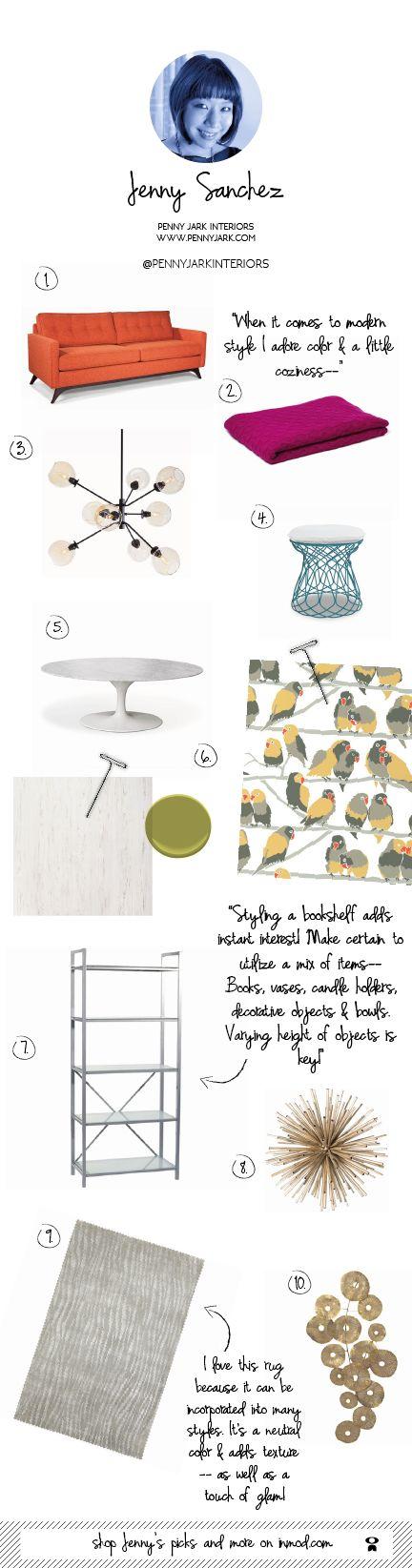 Designer Curations : Jenny Sanchez Of Penny Jark Interiors