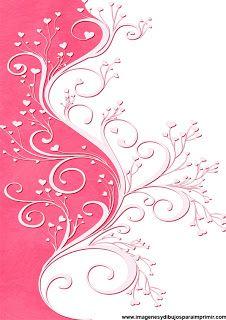 17 best images about ideas para el hogar on pinterest for Papel decorado rosa