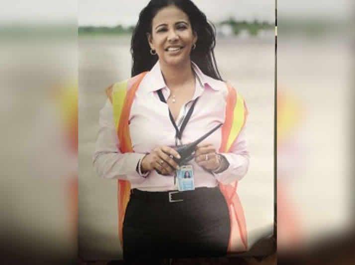 SANTIAGO. - El Aeropuerto Internacional del Cibao comunicó el fallecimiento de la Gerente de Operaciones de la empresa,  Miguelina Miguel González,  afectada de cáncer con el que batalló por