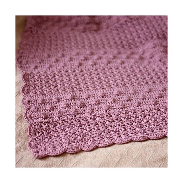 Knitting Pattern For Bobble Blanket : Bobble Baby Blanket pattern by Mon Petit Violon
