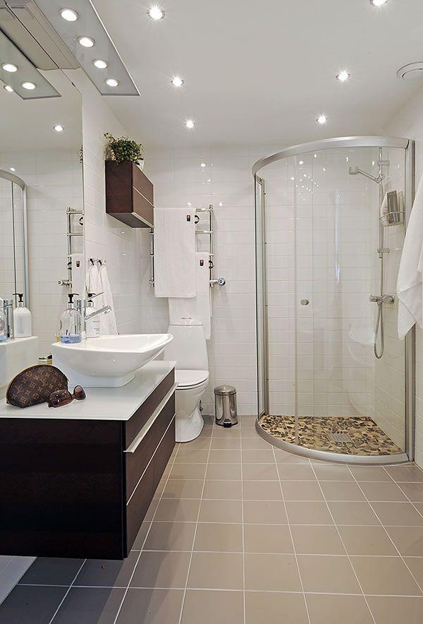 Swedish Inspiration White Apartment In Goteborg