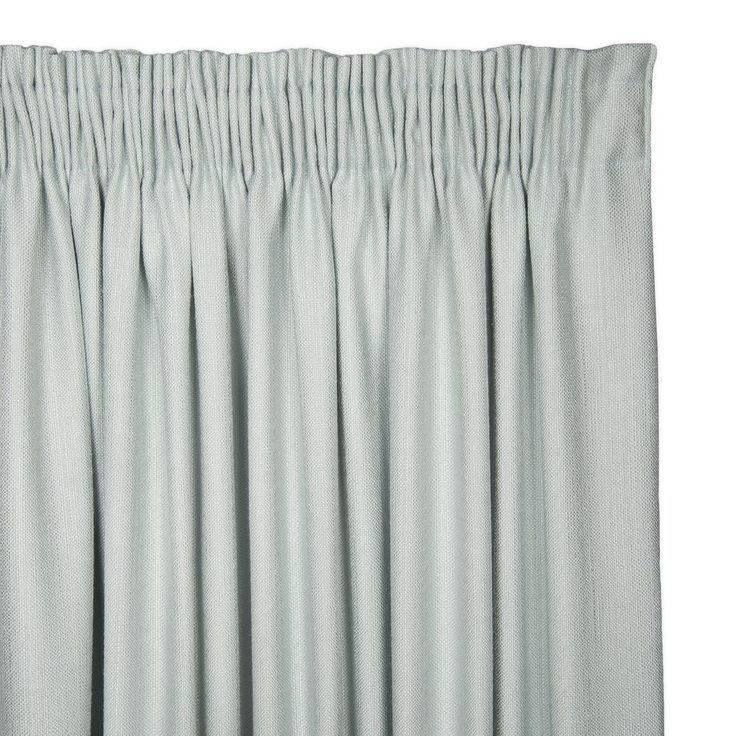 Woven Lined Taped Curtains 550