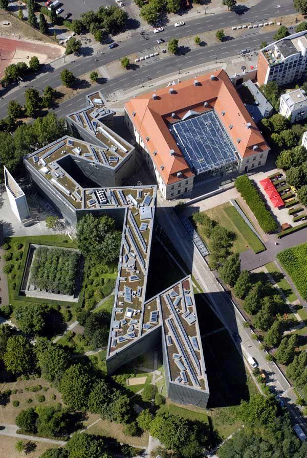 Berlin ~ Berlin/Brandenburg Metropolitan Region ~ Germany ~ The Holocaust Museum
