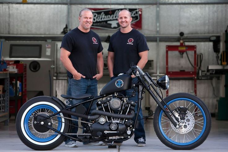 Harley davidson ironhead by DP Customs 6