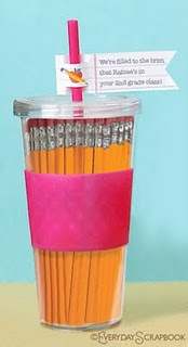 Good gift idea for teacher appreciation!