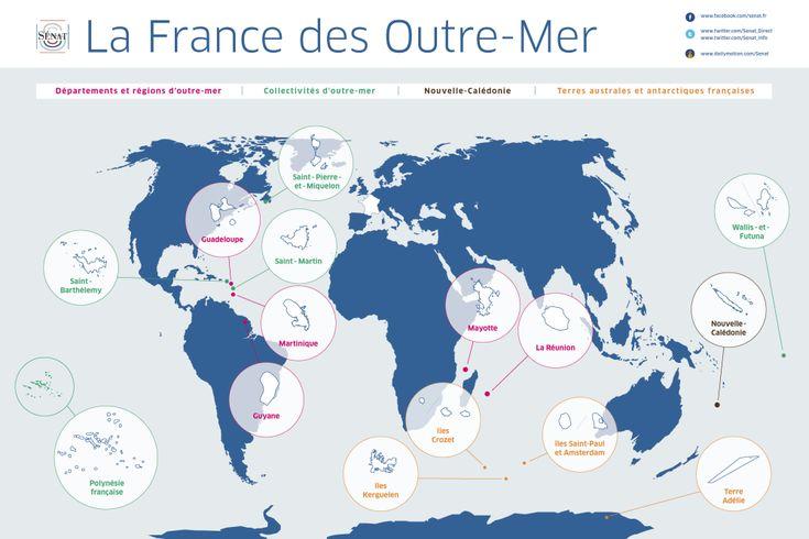 La France d'outre-mer :: Petitguide