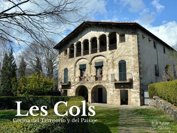 Restaurante Les Cols, Cocina del Territorio y del Paisaje