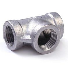 1/2 inch 304 Stainless Steel Female Union Tee Pipe Fitting Connector
