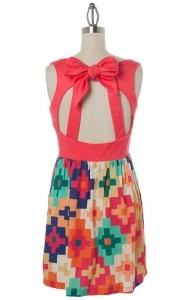 Judith March 545D6COR Dress - 2013