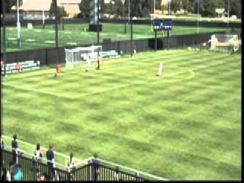 Justin Davis Soccer Highlights - YouTube