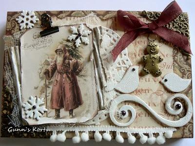 Gunn`s Kort: Julepyntet Toffifee-eske  http://gunnskort.blogspot.no/2012/11/julepyntet-toffifee-eske.html