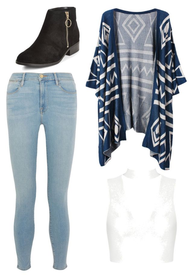 """""""Love"""" by ophelierose on Polyvore featuring mode, Frame et New Look"""