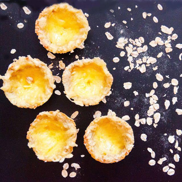 Мастерская на кухне: Творожно-овсяные кексы с сыром