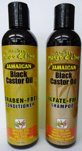 jamaican mango and lime black castor oil - Google Search