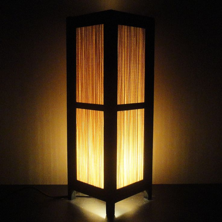 15'' Tall Asian Oriental Japanese Bamboo Art Decor Bedside Table or Floor Lamp or Bedside Paper Light Shades Furniture Home Decor by marwincraft on Etsy https://www.etsy.com/uk/listing/95308731/15-tall-asian-oriental-japanese-bamboo