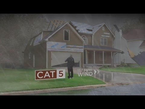 differences in hurricane categories - (short video - watch this then upgrade your homeowner's insurance coverage)
