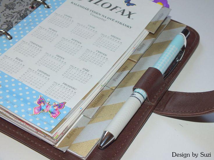 DIY Mirabelle Dividers #planner
