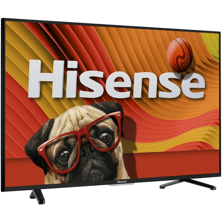 NO TAX! Hisense 50 Class H5 Series Full HD Smart LED TV 1080p 60Hz 3 HDMI 50H5C