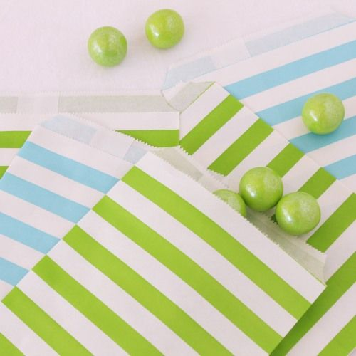 Paper Treat Bags by Beau-coup