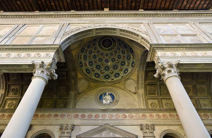 Crowdfunding per Santa Croce Per restaurare la Cappella de' Pazzi - Intoscana.it