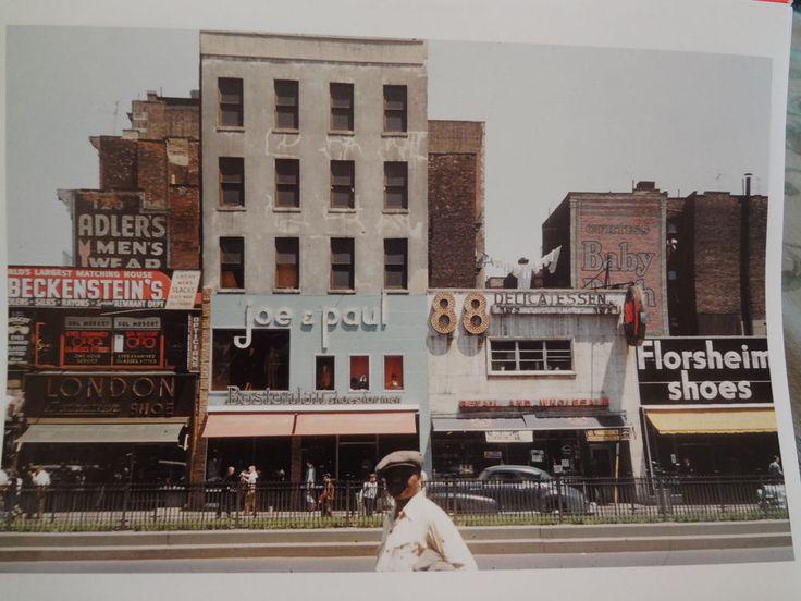 1953 Delancey Street Kosher Delicatessen NYC New York City Manhattan Photo