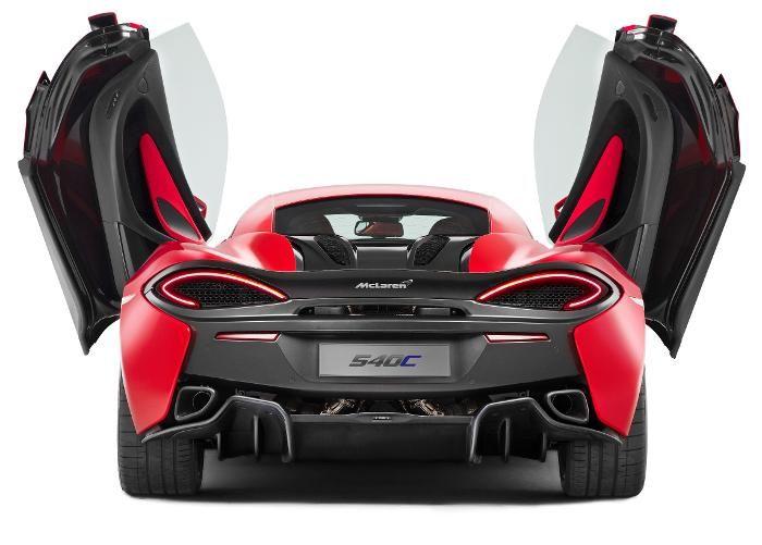 McLaren Reveals Its Most Affordable Sports Car Ever
